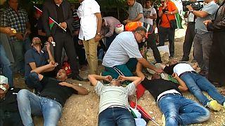 اشتباكات بين سكان قرية خان الأحمر والجيش الإسرائيلي بسبب قرار الهدم وتوسيع الإستيطان