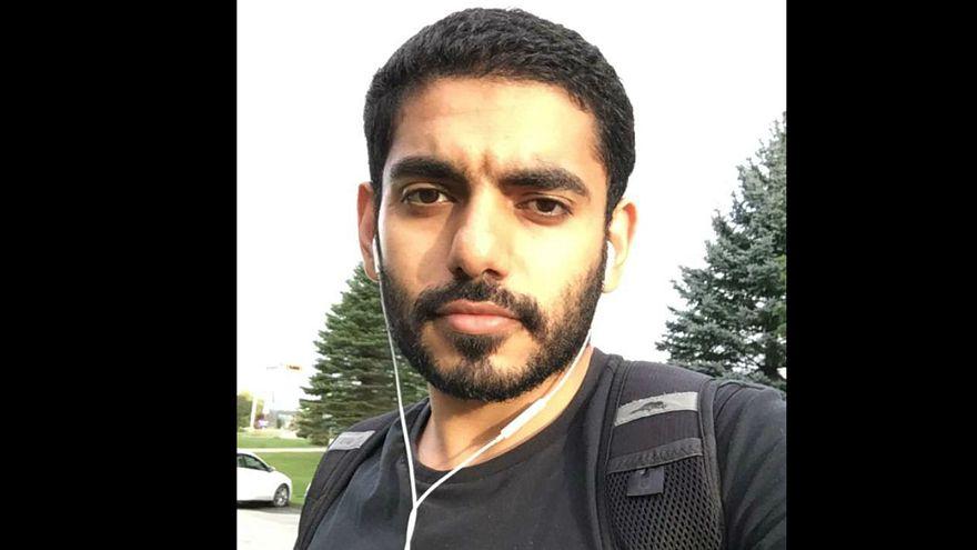 الناشط والمعارض السعودي عمر عبدالعزيز