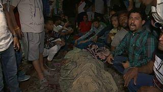 مقتل 50 شخصا على الأقل في حادث دهس قطار لمشاة في الهند