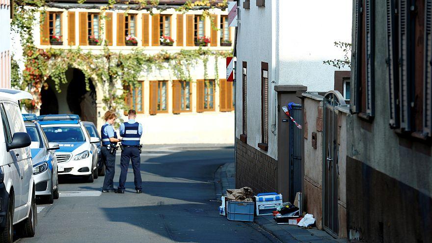 Was war los in der Pfalz? 2 Tote und 2 schwer verletzte Polizisten
