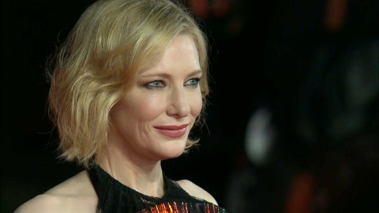 Cate Blanchett glänzt auf dem Filmfest in Rom