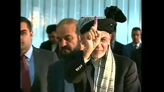 Afghans go to the polls in parliamentary elections
