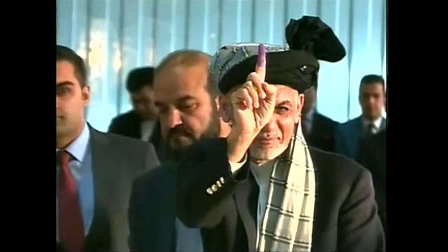Elkezdődtek a parlamenti választások Afganisztánban