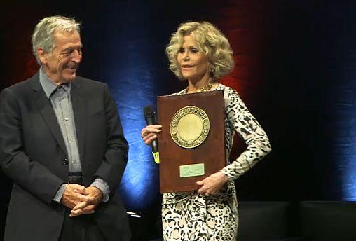 Festival Lumière: Jane Fonda geehrt