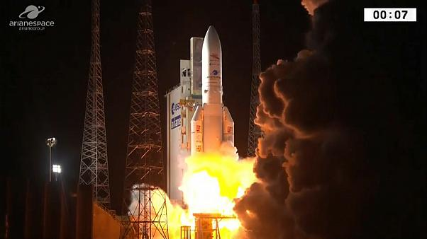 VİDEO | BepiColombo uzay aracı Merkür'e fırlatıldı: 2025'te yörüngeye varacak