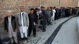 آغاز انتخابات پارلمانی در افغانستان با بیش از سه سال تاخیر