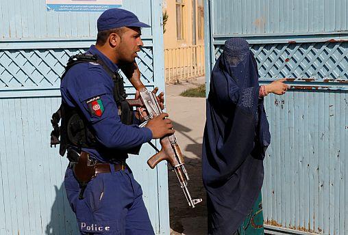 انتخابات پارلمانی افغانستان؛ وقوع چند انفجار در کابل