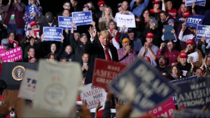 آمریکا، ایران را هم به دخالت در انتخاباتش متهم کرد