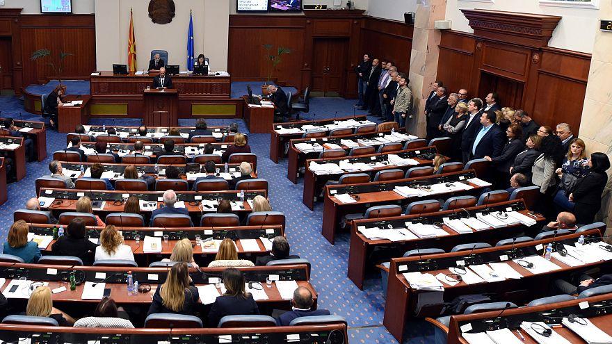 ΠΓΔΜ: Ως το τέλος της εβδομάδας στη Βουλή οι τροπολογίες για το Σύνταγμα