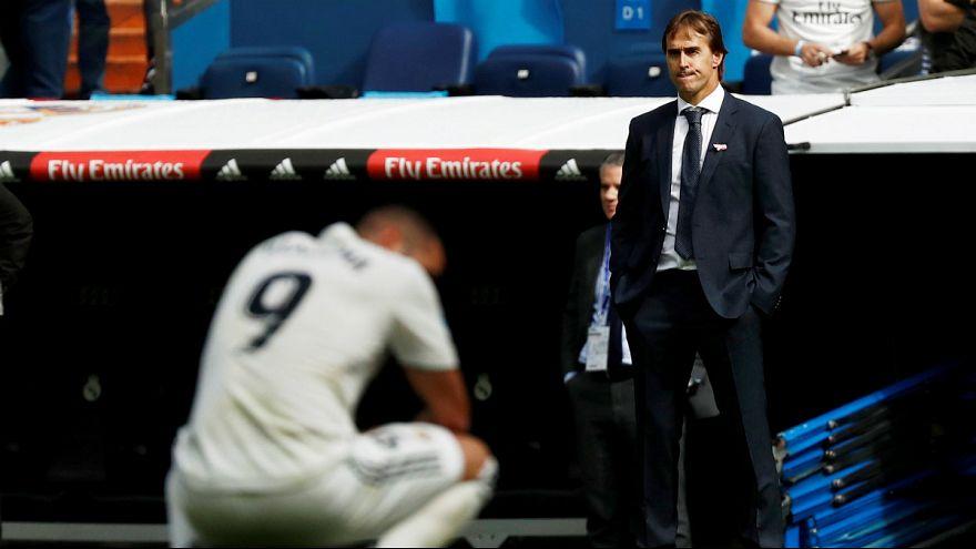 سومین شکست رئال مادرید؛ بحران در اردوی کهکشهانی ها خانه کرده است