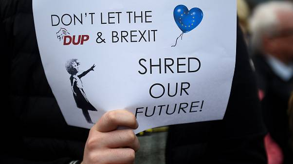 Brexit march: The best banners of the day