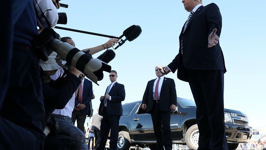 Трамп не хочет отменять сделку с Эр-Риядом