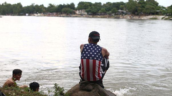 Guatemaltekisch-mexikanische Grenze: 2.000 Menschen kehren um