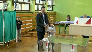 Poland's local elections being watched closely in Brussels