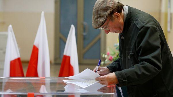 Richtungswahl in Polen