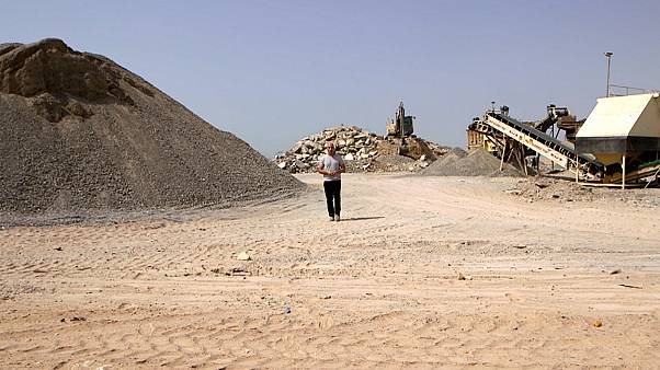 'Sharks' and recycling debris: UAE initiatives for waste management