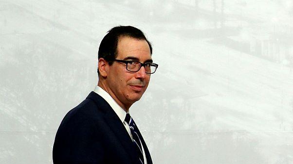وزیر خزانهداری آمریکا: برای تحریم عربستان زود است، به خاطر ایران به ریاض میروم