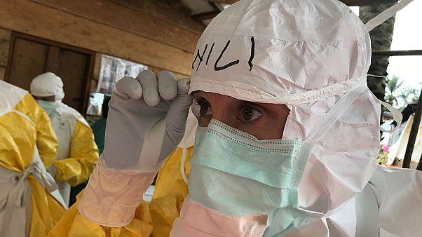 Veszélyes a kongói ebolajárvány