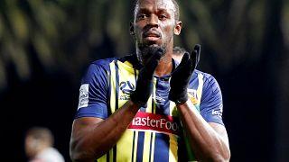 """Usain Bolt, basta calcio: """"Ora gli affari"""""""