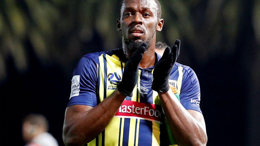 Usain Bolt'un futbolculuk kariyeri kısa sürdü: Kulübü ile sözleşme imzalamayacak