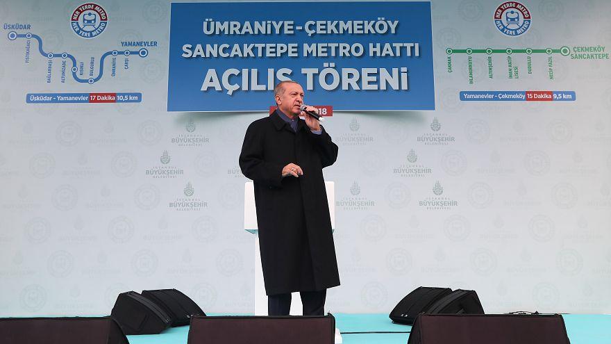 Erdoğan: Kaşıkçı'nın ölümüyle ilgili detayları salı günü açıklayacağım