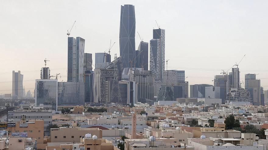 Riyad'daki Kral Abdullah Finans Merkezi