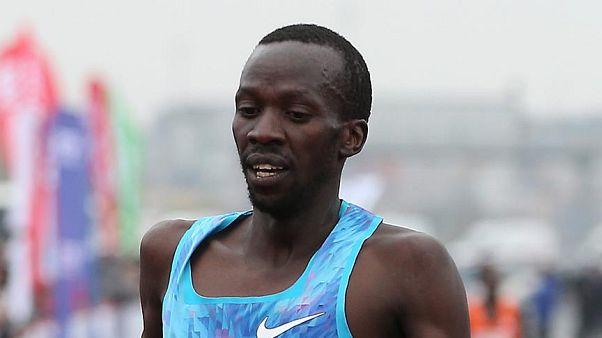 Amsterdam Maratonu'nda 31 yıllık Türkiye rekoru kırıldı