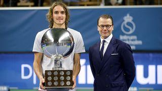 Πρώτος τίτλος ATP για τον Στέφανο Τσιτσιπά