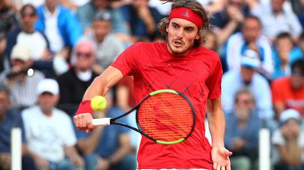 Τένις: Προελαύνει ο Τσιτσιπάς