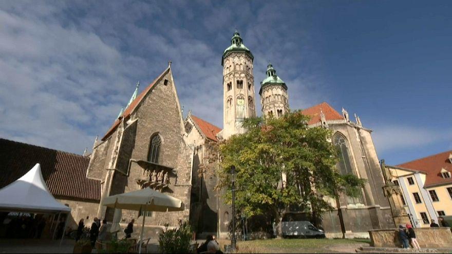 Festakt: Naumburger Dom ist nun offiziell UNESCO-Welterbe