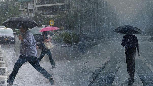 Ελλάδα: Νέο έκτακτο δελτίο επιδείνωσης του καιρού