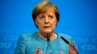 Merkel: Bu şartlar altında Suudi Arabistan'a silah ihracatı yapamayız