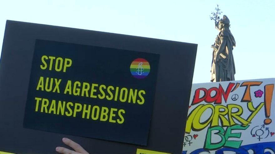 Une manifestation pour dire stop aux agressions homophobes