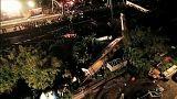 Тайвань: крупнейшая за 37 лет железнодорожная катастрофа