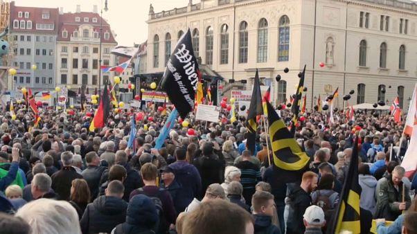 Allemagne : anniversaire sous tension pour Pegida