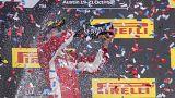 Formula 1: Πρωτιά Ραϊκόνεν στο Όστιν - Αναβολή στέψης για Χάμιλτον
