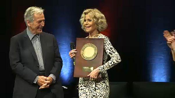 Lumière-díjat kapott Jane Fonda