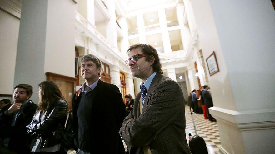 Şili Temyiz Mahkemesi'nden kiliseye 650 bin dolar taciz cezası