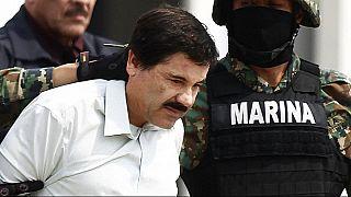 """EEUU desestima varios cargos contra """"el Chapo"""" Guzmán"""