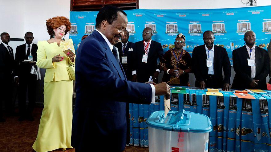 Au Cameroun, Paul Biya poursuit son règne