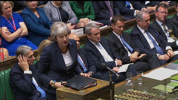 Brexit: bozza tecnica concordata, secondo Theresa May