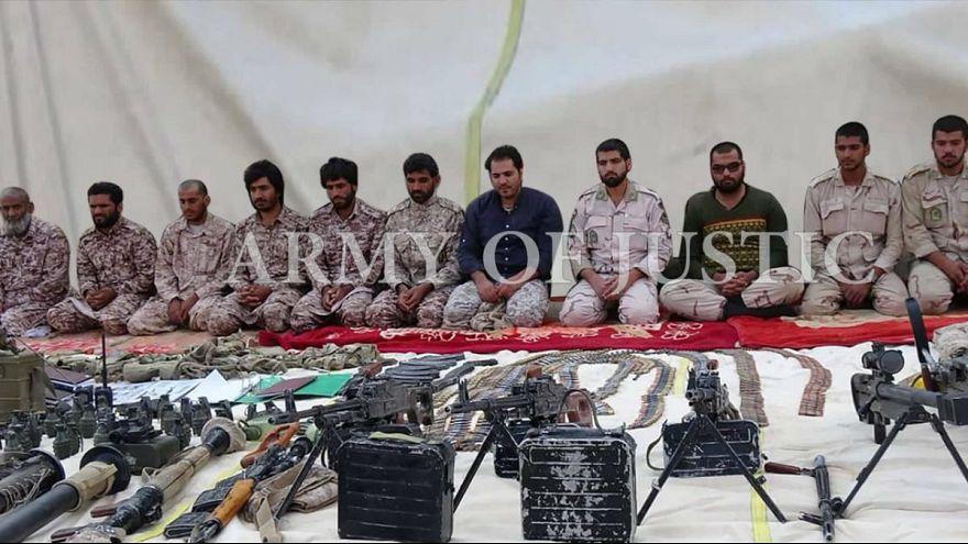 «جیش العدل» اسامی گروگانهای پایگاه بدر ۳ بلوچستان را اعلام کرد