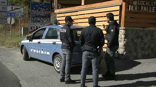 ایتالیا فرانسه را به رها کردن پناهجویان در مرز متهم کرد