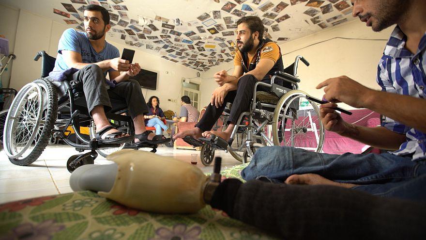 Syrian war victims: rehabilitation rebuilds lives in Turkey