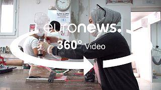 Beinprothesen für den 11-jährigen Ahmet