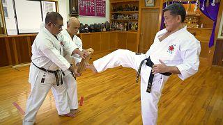 جزایر اوکیناوا، مهد هنر رزمی کاراته