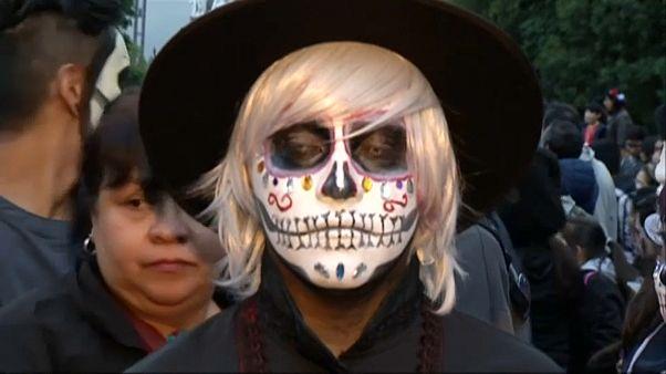Mexiko: Lauter Gruselgestalten
