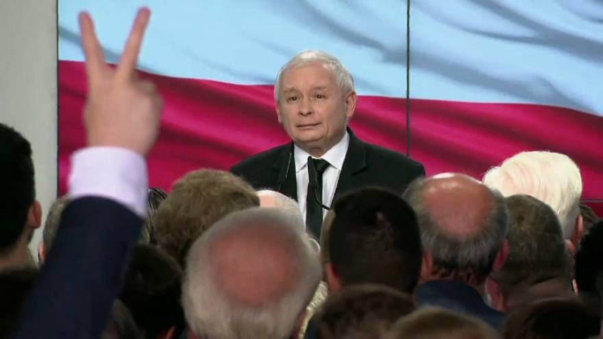 Lengyel választás: mindenki örül