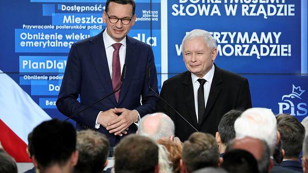 Polónia: Uma vitória sem confetis de um partido eurocético