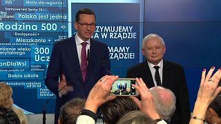 Polen: Prognosen sehen PiS bei Regionalwahl vorn